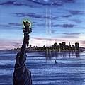 New York  by John YATO