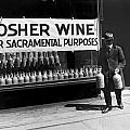 New York Kosher Wine For Sale by Underwood Archives