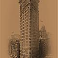 New York Landmarks 3 by Andrew Fare