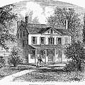 New York: Mansion, 1763 by Granger