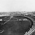 New York Motordrome, C1912 by Granger