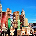 New York Nevada by Benjamin Yeager