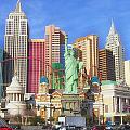 New York New York by Debby Richards