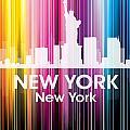 New York Ny 2 by Angelina Vick