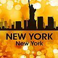 New York Ny 3 by Angelina Vick