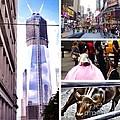 New York Nyc Collage by Susan Garren