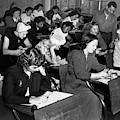 New York Police Exam, 1947 by Granger