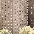 New York Public Housing by Valentino Visentini