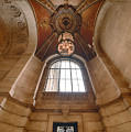 New York Public Library Stairwell by Steve Rosenbach