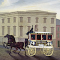 New York Stagecoach by Granger