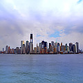 New York - Standing Tall by Bill Cannon