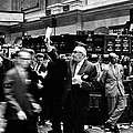 New York Stock Exchange 1963 by Mountain Dreams