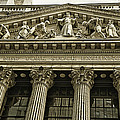 New York Stock Exchange by Garry Gay