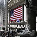 New York Stock Exchange by Jeff Watts