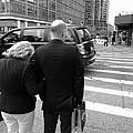 New York Street Photography 13 by Frank Romeo