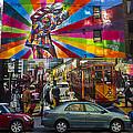 New York Street Scene by Garry Gay