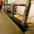 New York Subway by Jacqueline Athmann