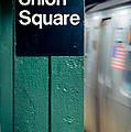 New York Subway by Ovidiu Rimboaca