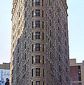 New York - The Flat Iron Building by Randy Smith