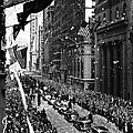 New York Ticker Tape Parade by Andrew Fare