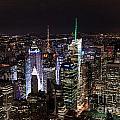 New York Times Square by Matt Malloy