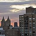 New York Twin Peaks West Side by Phyllis Tarlow