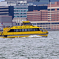 New York Water Taxi by Susan Jensen