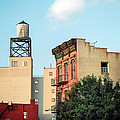New York Water Tower 3 by Gary Heller