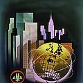 New York Worlds Fair by Mark Rogan