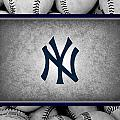 New York Yankees by Joe Hamilton
