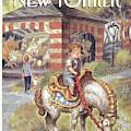 New Yorker April 11th, 1994 by Peter de Seve