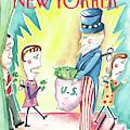 New Yorker April 13th, 1992 by Stephanie Skalisky