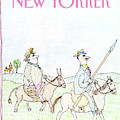 New Yorker April 29th, 1991 by William Steig