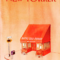 New Yorker April 5th, 1982 by Abel Quezada