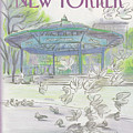 New Yorker April 6th, 1987 by Eugene Mihaesco