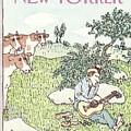 New Yorker August 13th, 1984 by William Steig
