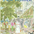 New Yorker August 26th, 1985 by James Stevenson