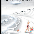 New Yorker August 28th, 2006 by Ian Falconer
