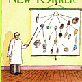 New Yorker August 4th, 1986 by Roz Chast