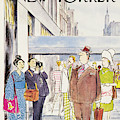 New Yorker August 5th, 1974 by Charles Saxon