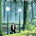 New Yorker August 5th, 2002 by Eric Drooker