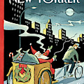 New Yorker December 15, 2008 by Marcellus Hall