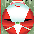 New Yorker December 17th, 2007 by Bob Staake
