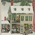 New Yorker December 21st, 1946 by Edna Eicke