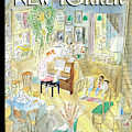 New Yorker December 4th, 2006 by Jean-Jacques Sempe