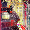 New Yorker December 7th, 1992 by Roxie Munro