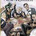 New Yorker February 12th, 1996 by Edward Sorel