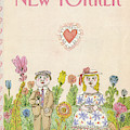 New Yorker February 13th, 1984 by William Steig