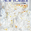 New Yorker February 1st, 1988 by Jean-Jacques Sempe