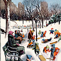 New Yorker February 26th, 1955 by Arthur Getz